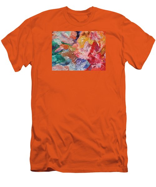 Birth Of Passion Men's T-Shirt (Slim Fit) by Ralph White