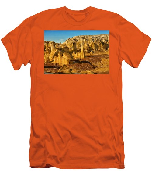 Bisti Badlands Fantasy Men's T-Shirt (Athletic Fit)