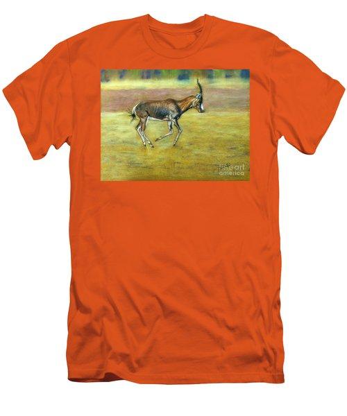 Bontebok Men's T-Shirt (Athletic Fit)