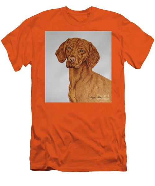 Boomer The Vizsla Men's T-Shirt (Athletic Fit)