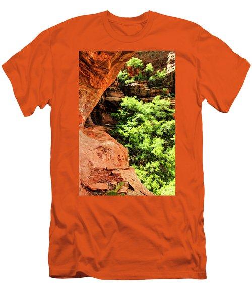 Boynton 04-631 Men's T-Shirt (Slim Fit) by Scott McAllister