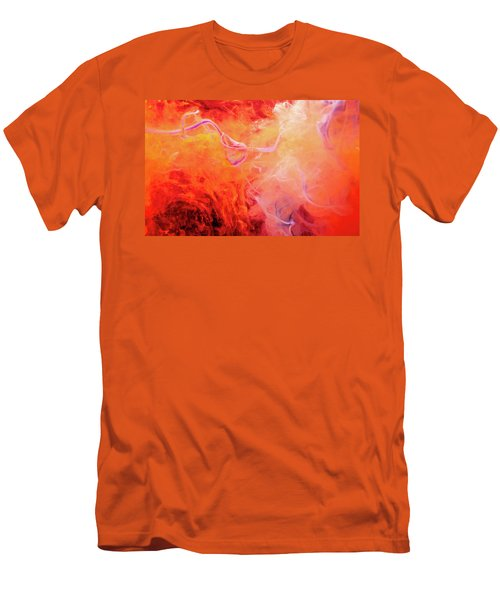 Brainstorm - Fine Art Photography Men's T-Shirt (Slim Fit) by Modern Art Prints