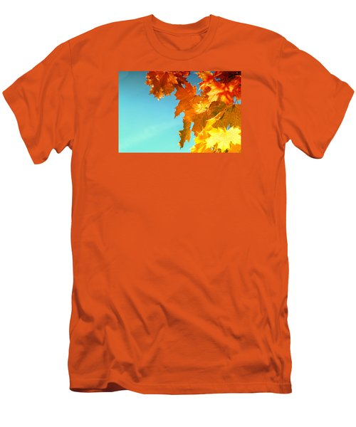 The Lord Of Autumnal Change Men's T-Shirt (Slim Fit) by John Williams