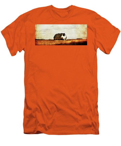 Men's T-Shirt (Slim Fit) featuring the photograph Built To Last by Julie Hamilton