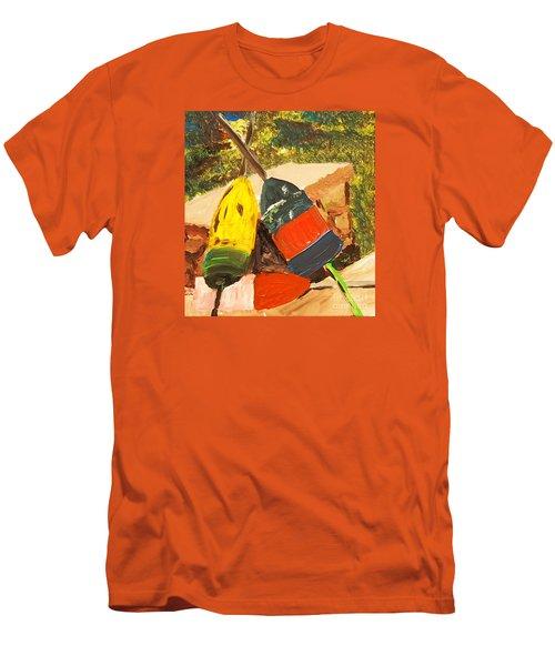 Buoys Men's T-Shirt (Athletic Fit)