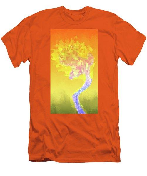 Burning Desire Men's T-Shirt (Athletic Fit)