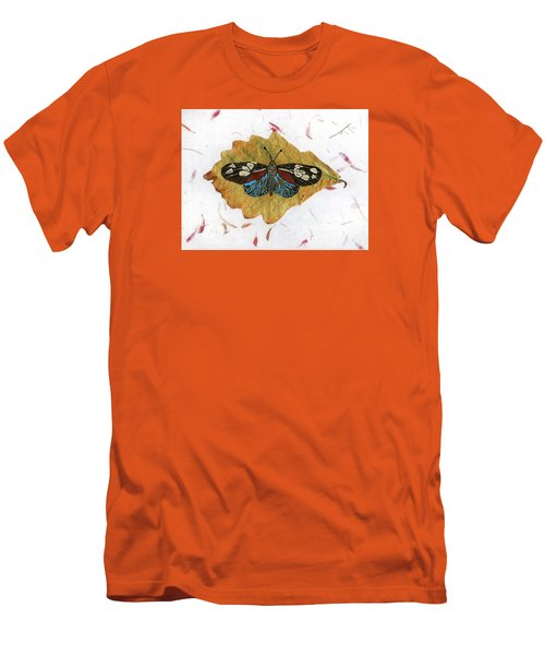 Butterfly #2 Men's T-Shirt (Athletic Fit)