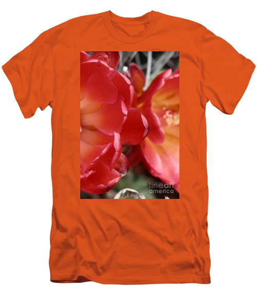 Cactus Reds Men's T-Shirt (Athletic Fit)