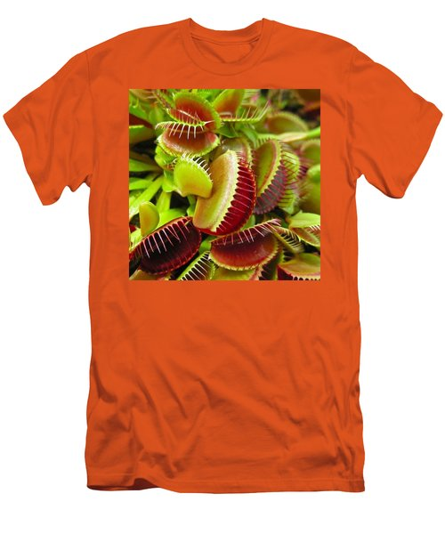 Carnivores Men's T-Shirt (Athletic Fit)