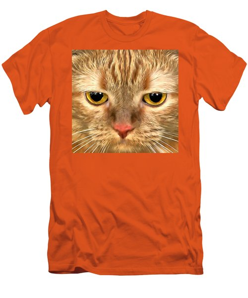 Cat Musya Men's T-Shirt (Athletic Fit)
