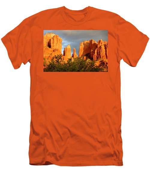Cathedral Formation Men's T-Shirt (Athletic Fit)