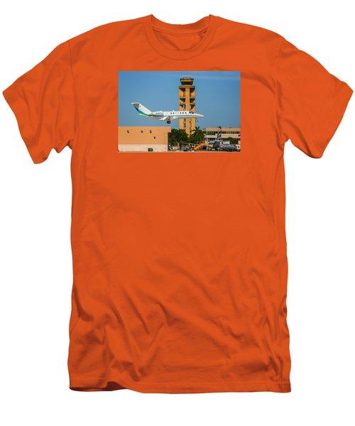 Cessna Citation Men's T-Shirt (Athletic Fit)