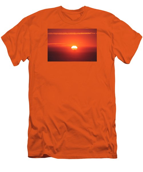 Challenging The Sun Men's T-Shirt (Slim Fit) by Robert Banach