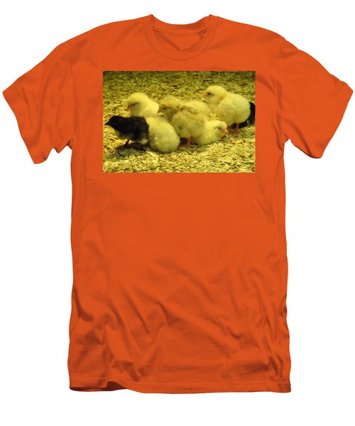 Chicks Men's T-Shirt (Athletic Fit)