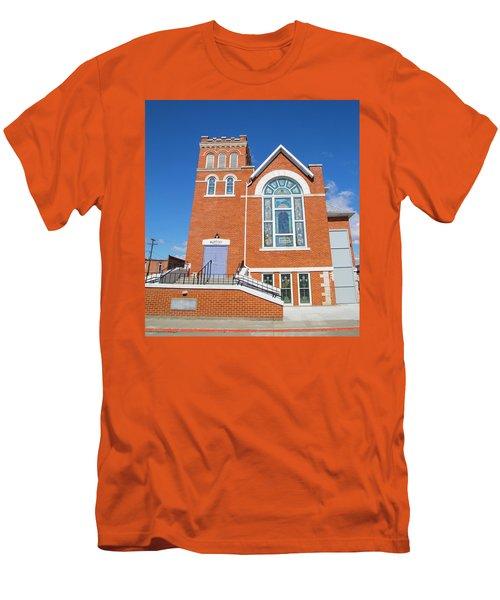 Church In Emmett Idaho Men's T-Shirt (Athletic Fit)