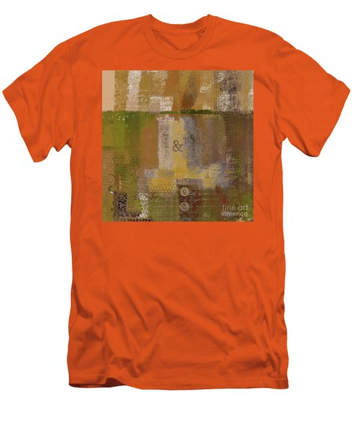 Men's T-Shirt (Slim Fit) featuring the digital art Classico - S0309b by Variance Collections