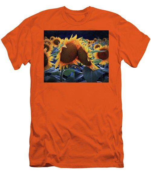 Closest Of Friends Men's T-Shirt (Athletic Fit)