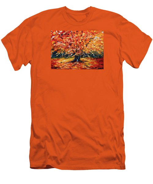 Clothed With Splendor Men's T-Shirt (Slim Fit) by Meaghan Troup