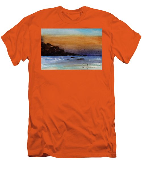 Cloud Bank Men's T-Shirt (Athletic Fit)
