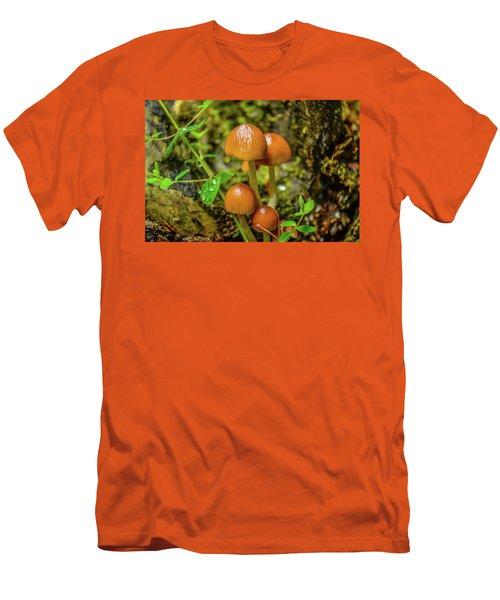 Clover Cover  Men's T-Shirt (Athletic Fit)