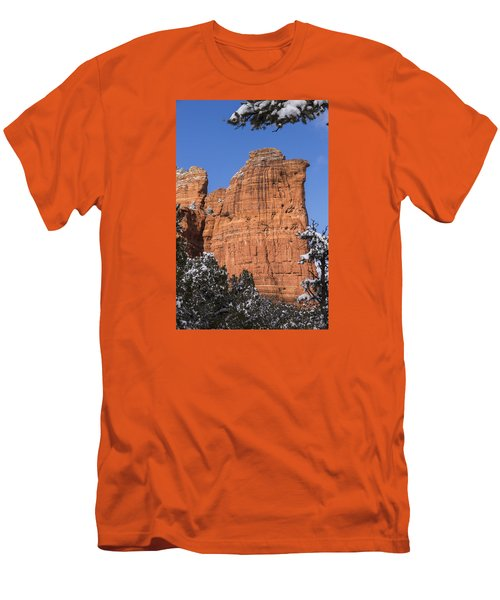 Coffee Pot Rock Men's T-Shirt (Athletic Fit)
