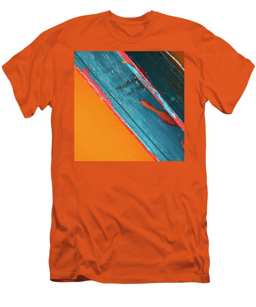 Men's T-Shirt (Slim Fit) featuring the photograph Color Abstraction Lxii Sq by David Gordon