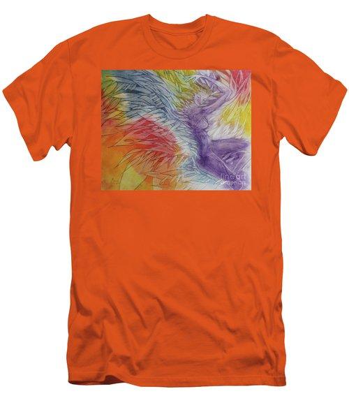 Color Spirit Men's T-Shirt (Slim Fit) by Marat Essex