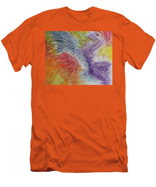 Color Spirit Men's T-Shirt (Athletic Fit)