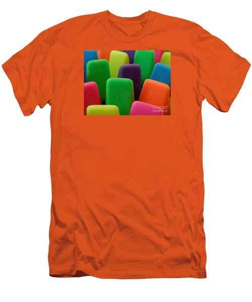 Men's T-Shirt (Slim Fit) featuring the photograph Colors by Chad and Stacey Hall