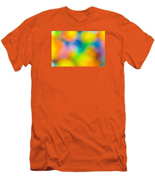 Men's T-Shirt (Slim Fit) featuring the photograph Colourful Dreams by Keith Hawley
