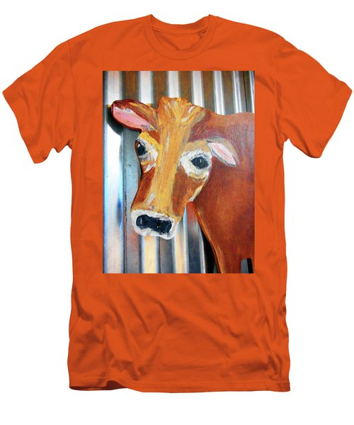 Cows 4 Men's T-Shirt (Athletic Fit)