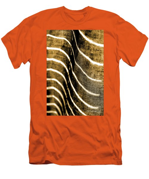 Curves And Folds Men's T-Shirt (Athletic Fit)