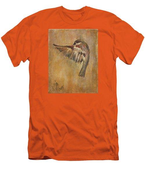 Dance Men's T-Shirt (Slim Fit) by Vali Irina Ciobanu