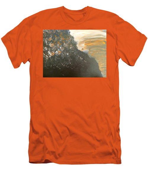 Dark Storm Men's T-Shirt (Slim Fit) by Barbara Yearty