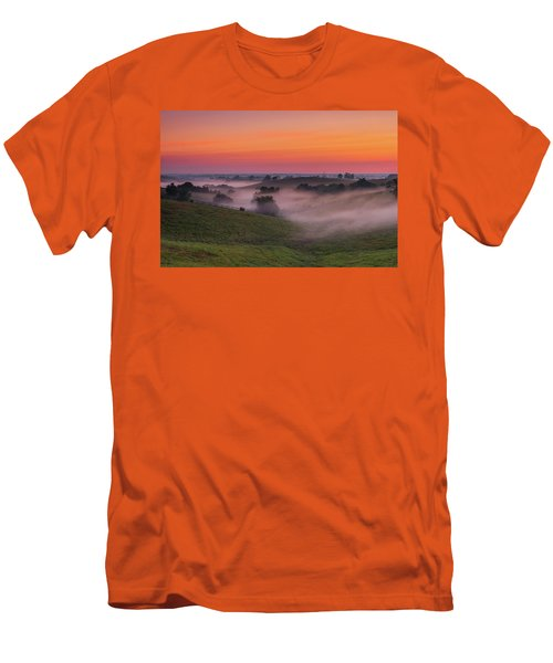 Dawn In Kentucky Men's T-Shirt (Athletic Fit)