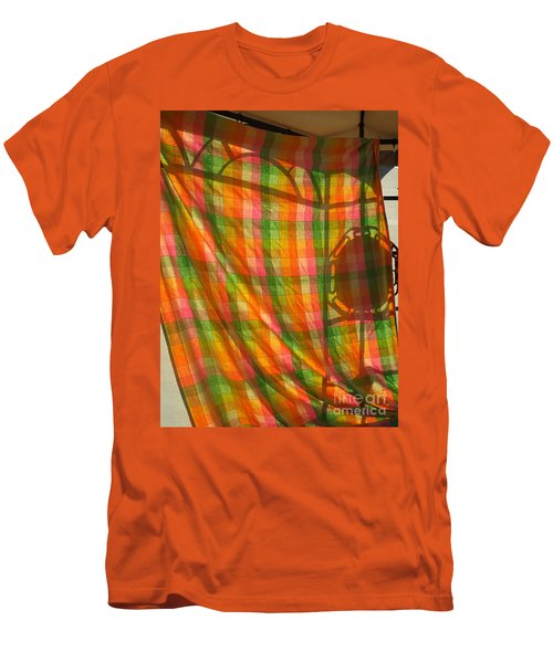 Men's T-Shirt (Athletic Fit) featuring the photograph Day Dreaming The Original by Marie Neder