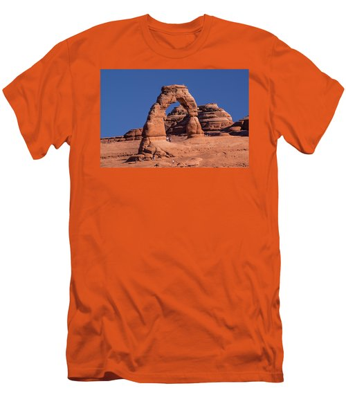 Delicate Arch - 8574 Men's T-Shirt (Athletic Fit)