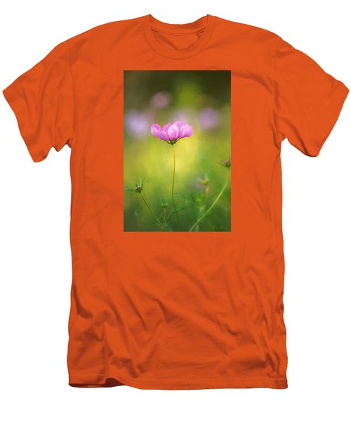Men's T-Shirt (Slim Fit) featuring the photograph Delicate Beauty by John Rivera