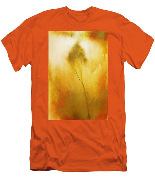 Men's T-Shirt (Athletic Fit) featuring the photograph Diaphanous by Bellesouth Studio