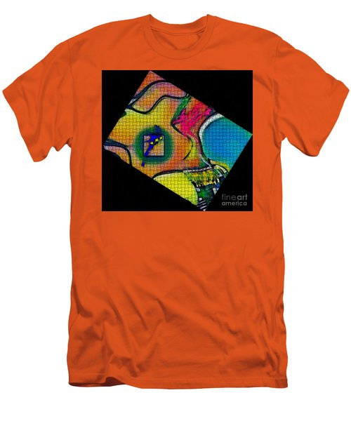 Try...all  And Error Men's T-Shirt (Slim Fit) by Kathie Chicoine