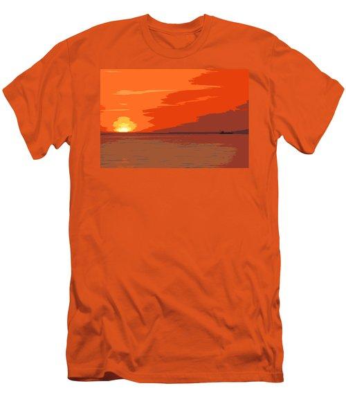 Direct Hit Men's T-Shirt (Athletic Fit)