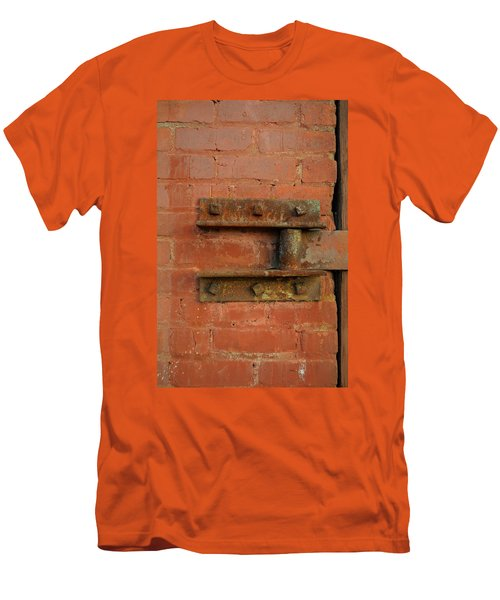Door Hinge Men's T-Shirt (Athletic Fit)