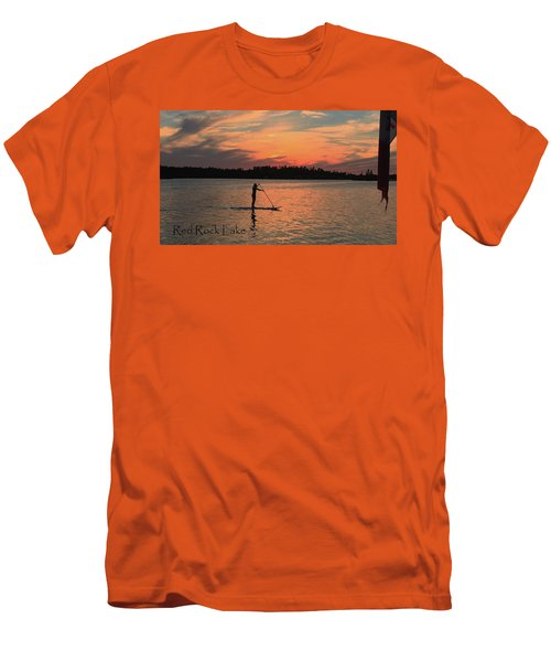 Doug Hobson, Red Rock Lake Men's T-Shirt (Athletic Fit)