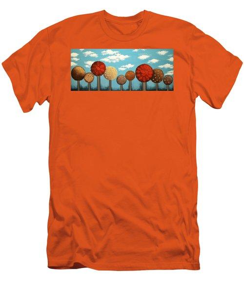 Dream Grove Men's T-Shirt (Athletic Fit)