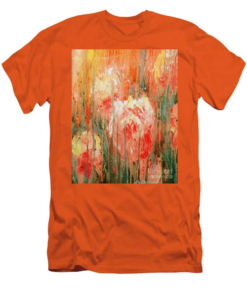 Efflorescence Men's T-Shirt (Athletic Fit)