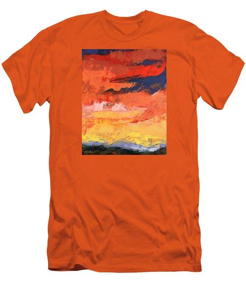 Embrace Men's T-Shirt (Slim Fit) by Nathan Rhoads