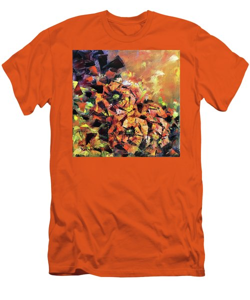 Emerging Dawn Men's T-Shirt (Athletic Fit)