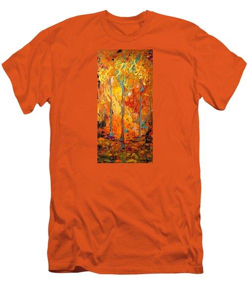 Enchanted Men's T-Shirt (Slim Fit) by Alan Lakin