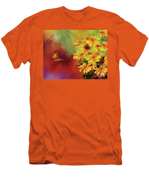 End Of Summer Men's T-Shirt (Slim Fit) by Suzanne Handel