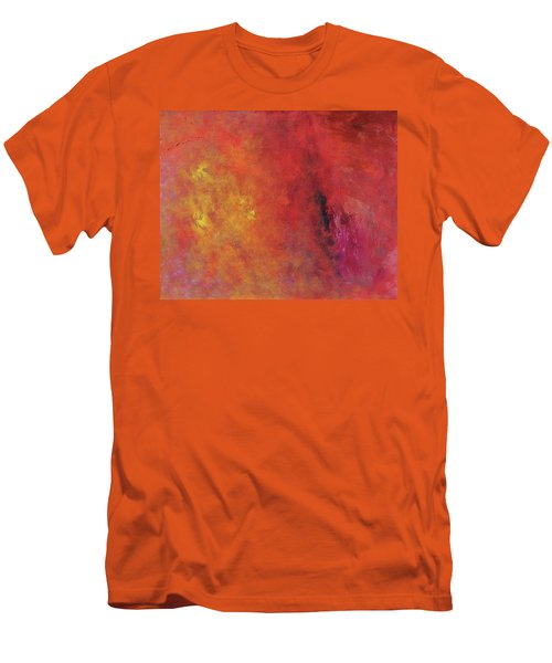 Escaping Spirits Men's T-Shirt (Slim Fit) by Ralph White